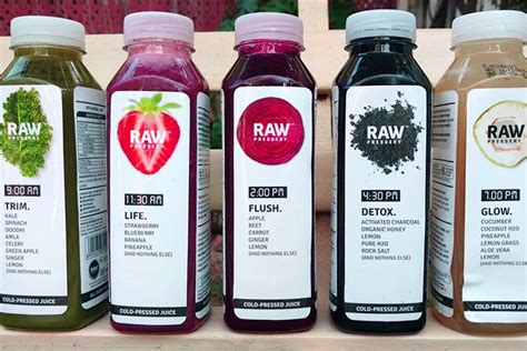Pressery Detox by Drop Those Pounds With Detox Juices By