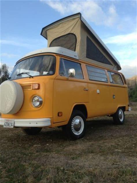 purchase   volkswagen westfalia vw camper van bus  shipping  buy    el