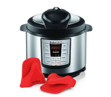 Promo Sanken Rice Cooker Stainless 6 In 1 Sj 3000 instant pot stainless steel 6 in 1 pressure cooker with mini mitts 59 shipped my dallas