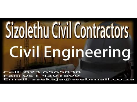 Civil Contractor sizolethu civil contractors contractors directory