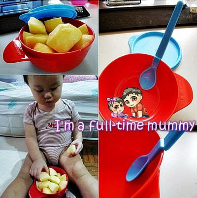Tupperware Tiwi Kidz Bowl Cutlery i m a time mummy product review tupperware twinkletup