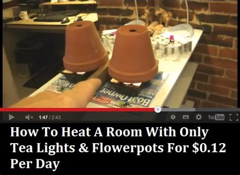 how to warm a room without a heater how to heat up a room with tea lights diy cozy cottage