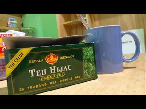 Teh Hijau Djenggot teh hijau cap kepala djenggot