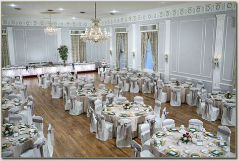 Reception Wedding Halls by Banquet Halls Meeting House Grand Ballroom