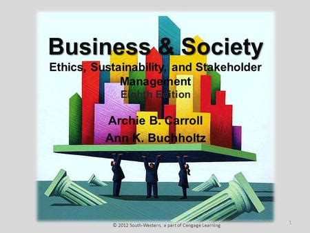 business and society ethics sustainability and stakeholder management chapter 5 strategic management and corporate
