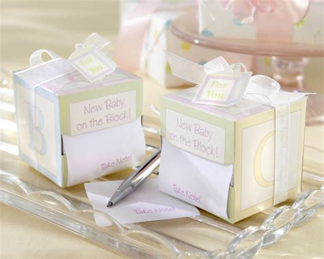 Baby Shower Notepads by Baby Shower Notepad Favors