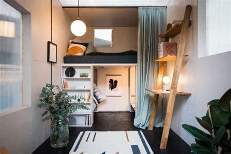 creative compact living  marginalized urbanites