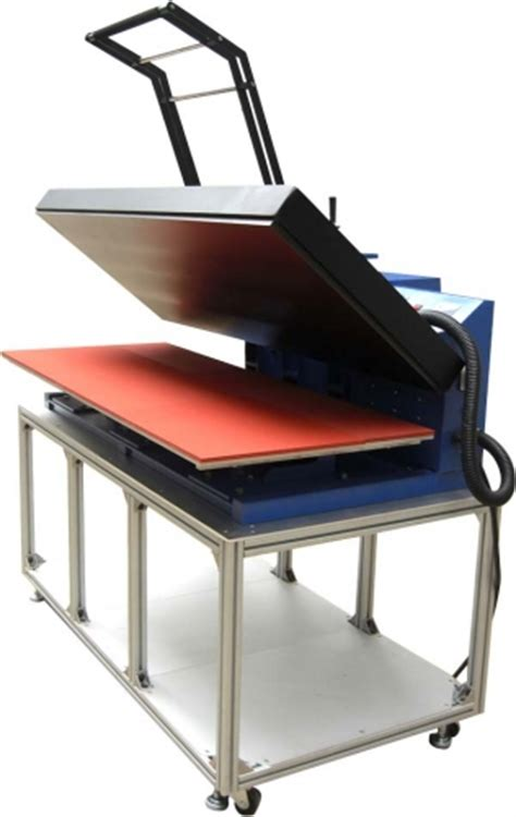 working table for heat press
