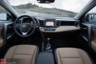 Toyota Rav 4 Interior 2016 Toyota Rav4 Review The Soft Soft Roader