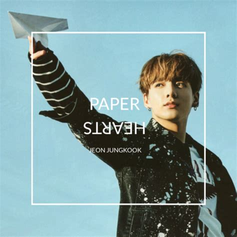 download mp3 bts jungkook paper hearts paper hearts cover by bts jungkook on we heart it