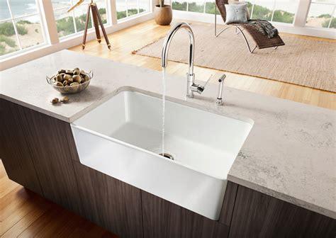 Before buy a corner kitchen sink from blanco modern kitchens