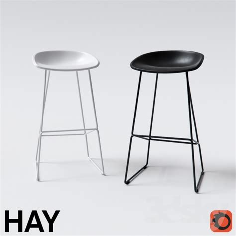 Hay About A Stool by 3d Models Chair Hay About A Stool