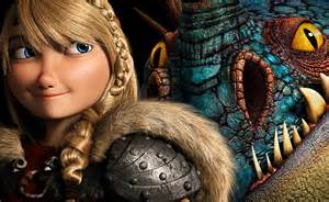 train dragon 2 character poster astrid slice heyuguys