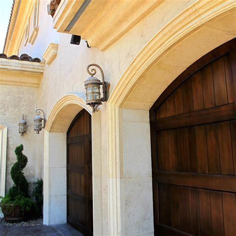 Mediterranean Home Decor Accents Entry Ways With Columns Balustrades Moldings Trim Etc