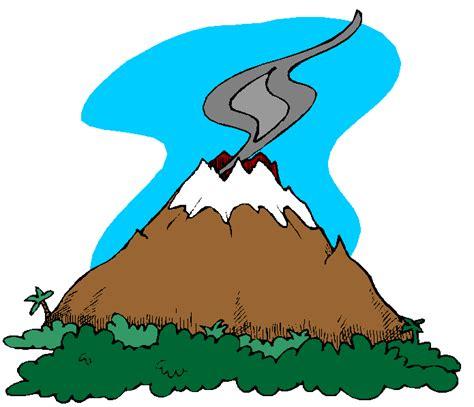 clipart volcano volcano clip art pg 2