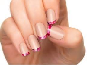cute french nail designs cutest tip style french nail