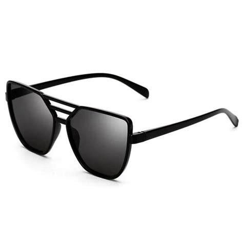 Gaul Black kacamata wanita gaul anti uv black jakartanotebook