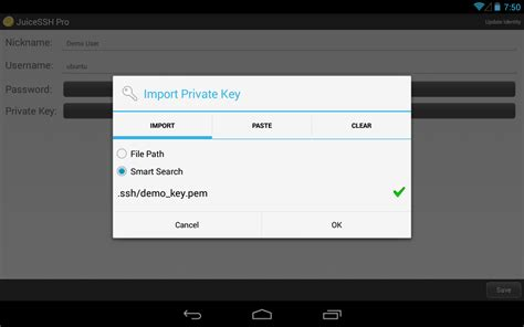 android ssh client juicessh ssh client android apps on play