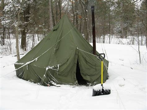 coleman kachel u s army surplus 5 man arctic tent and yukon m1950 stove