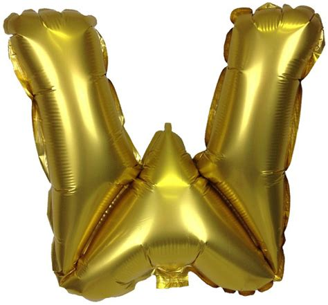 mylar letter balloons 16 quot foil mylar balloon gold letter w 1507