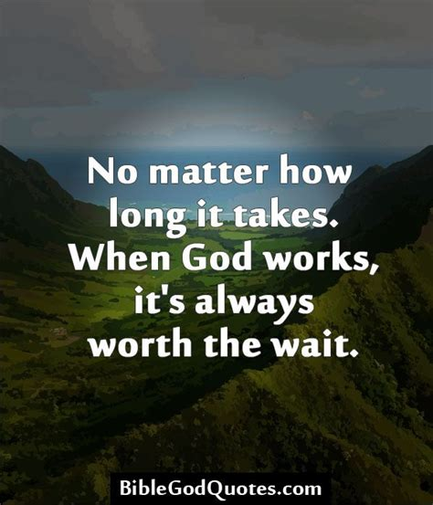 waiting quotes quotes about waiting on god quotesgram