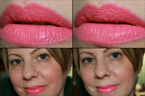 N Megalast Lipstick Pinkerbell the look for less issue 2 mac viva glam nicki n pinkerbell vy varnish