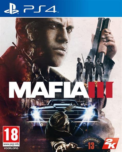 bol mafia 3 ps4 take two