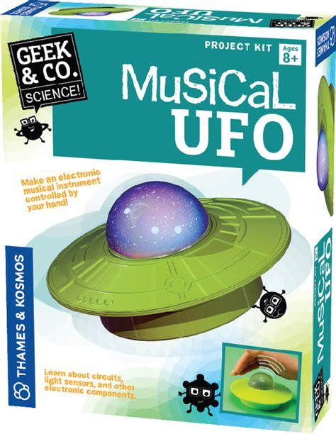 Chm Tk1 Kulot Set Marun musical ufo thames kosmos