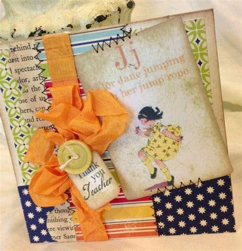 Handmade Thank You Cards For Teachers - thank you card handmade thank you card