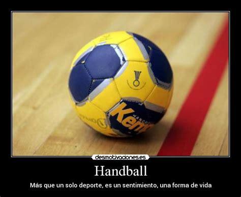 Imagenes Motivadoras De Handball   handball desmotivaciones