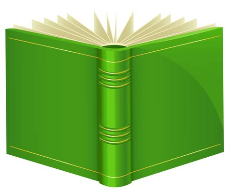 book images clip green book png clipart