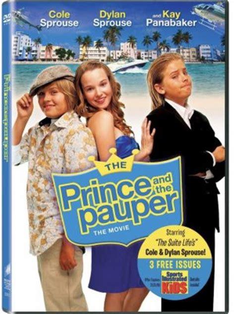film disney en francais the prince and the pauper cole et dylan sprouse