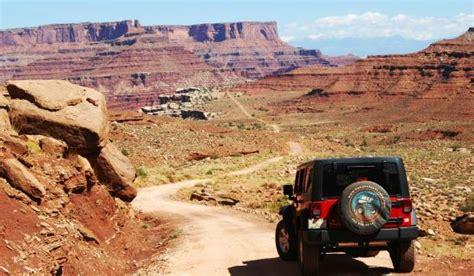moab utah jeep rental canyonlands jeep rentals moab