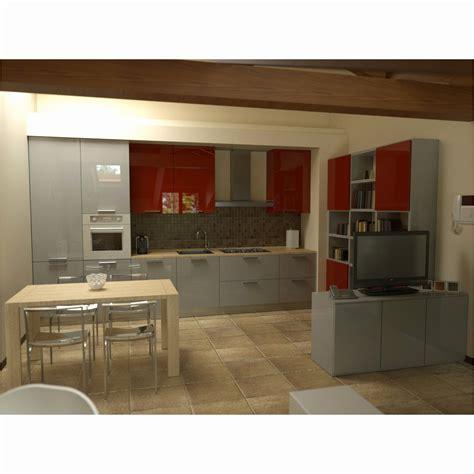 Cucina Soggiorno Insieme by Beautiful Cucina Soggiorno Insieme Images Home Interior
