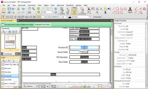 x edit layout editor software pdf xchange editor plus free download
