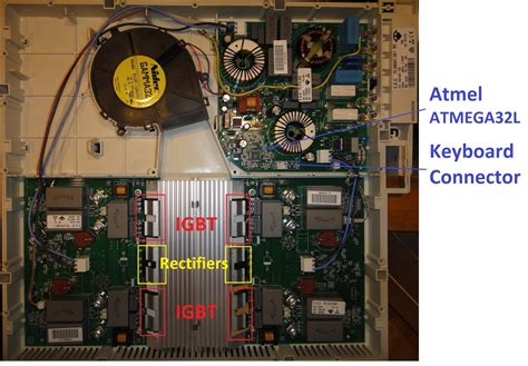 induction stove repair reparing and adding bluetooth to my electrolux ehd7660p induction cooker