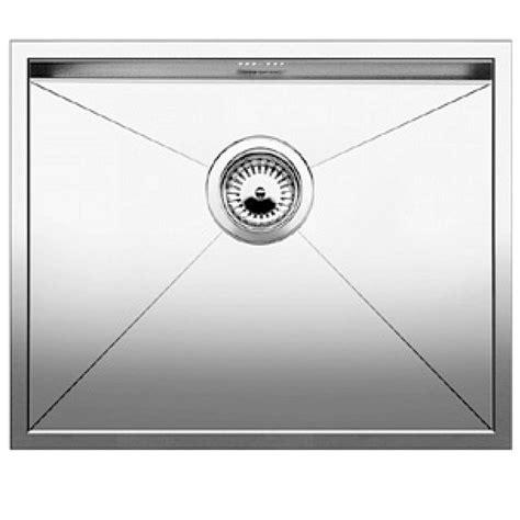 blanco zerox sink blanco zerox 500 u stainless steel sink kitchen sinks
