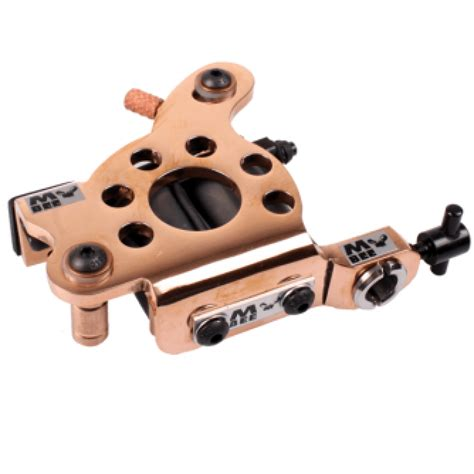 tattoo machine original micky bee original copper telephone dial tattoo machine