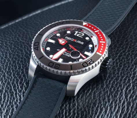 swatch dive red8usa fifty dive watches on ablogtowatch