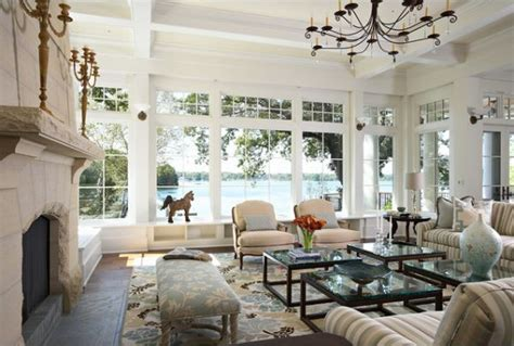 decorating a large living room how to decorate a living room with large windows