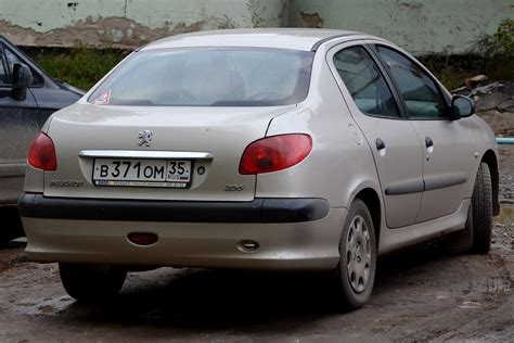 peugeot 206 sedan 2008 peugeot 206 sedan pictures information and specs