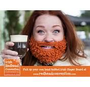 Irish Red Ginger