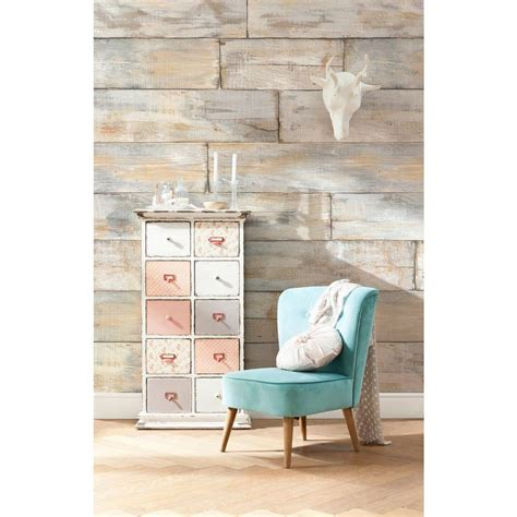 komar 145 in h x 98 in w shabby chic wall mural xxl4 014 the home depot