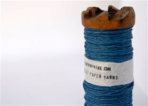 How To Make Paper Yarn - of paper and things paper fix paper yarn twine