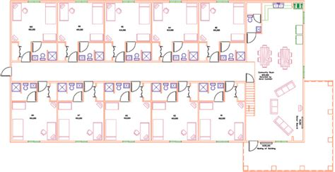 dorm room floor plan beckwith floor plan