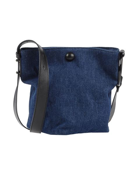 Maison Martin Margiela Bags by Mm6 By Maison Martin Margiela Cross Bag In Blue Lyst