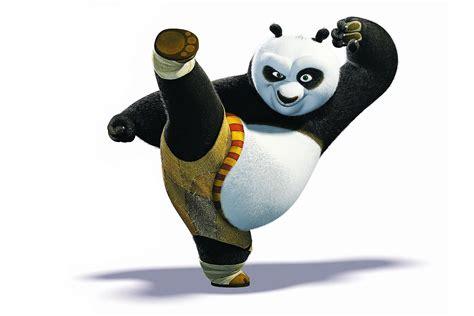 Kaos 3d Kungfu Panda White hd kung fu panda hd wallpaper free 140170