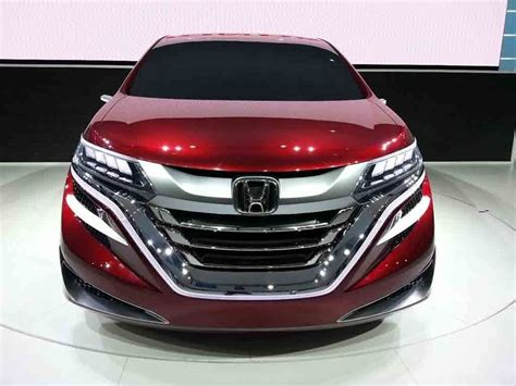 Honda Odyssey 2020 Japan by 2020 Honda Odyssey Changes And Predictions 2019 2020