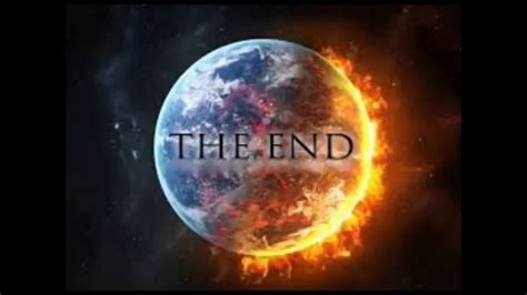 the at the end of the world on the possibility of in capitalist ruins books ending of the planet earth how will the world end the horn