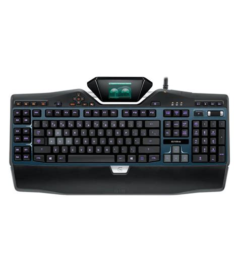 Keyboard Logitech G19s buy logitech g19s hi speed usb keyboard at best price in india snapdeal